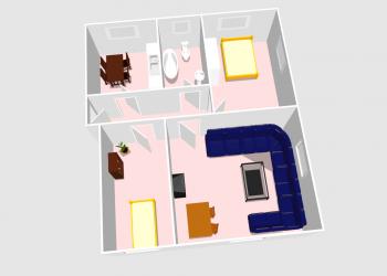 3D Grundriss