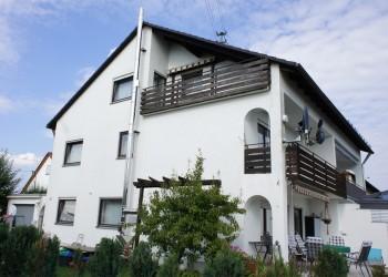 Außenansicht Doppelhaushälfte in Senden OT Aufheim
