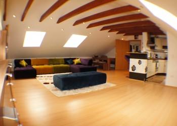 Wohnzimmer Wohnung Ulm