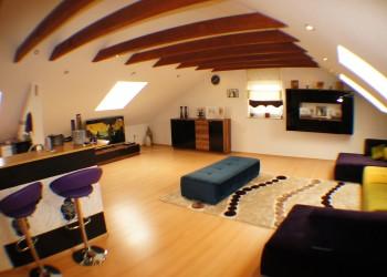 Wohnzimmer in Ulm