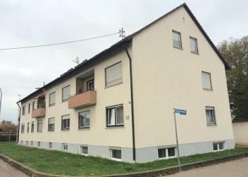 3 Zimmer Wohnung in der Stadtmitte von Senden