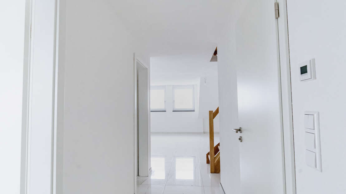 Diele - Maisonette Wohnung Ulm