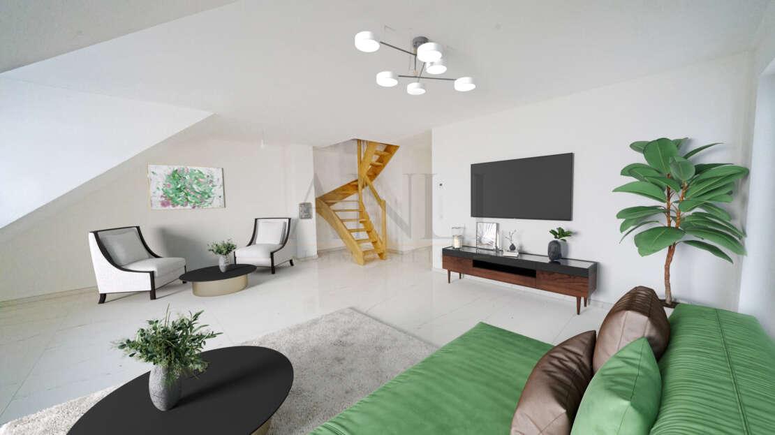 Wohnzimmer 1 visualisiert