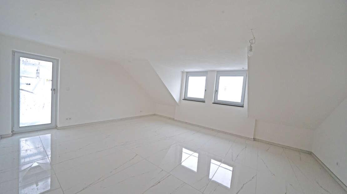 Wohnzimmer 3 - Maisonette Wohnung Ulm