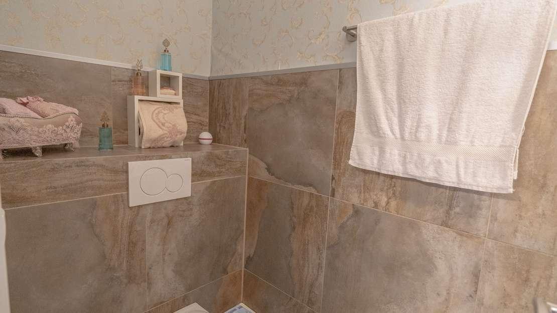 3 Zimmer Wohnung mit Loggia in Senden