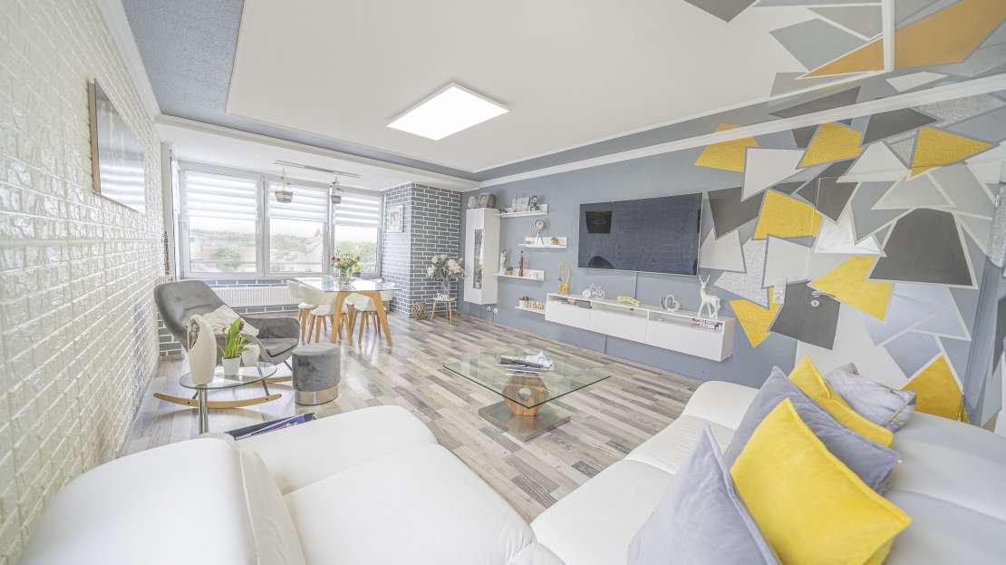 4 Zimmer Wohnung mit Balkon in Senden