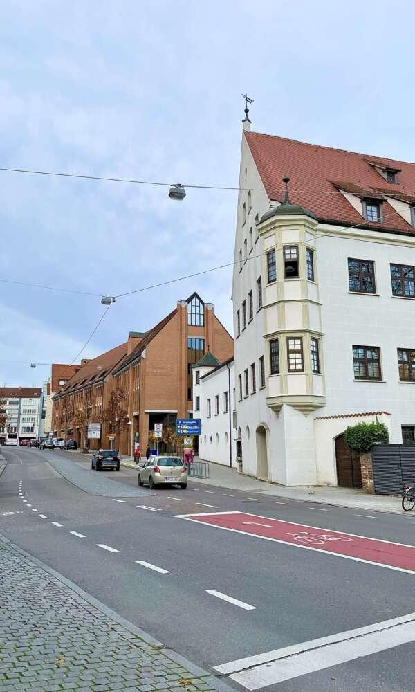 Ulm - Donaustraße