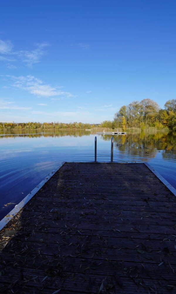 Baggersee Vöhringen See