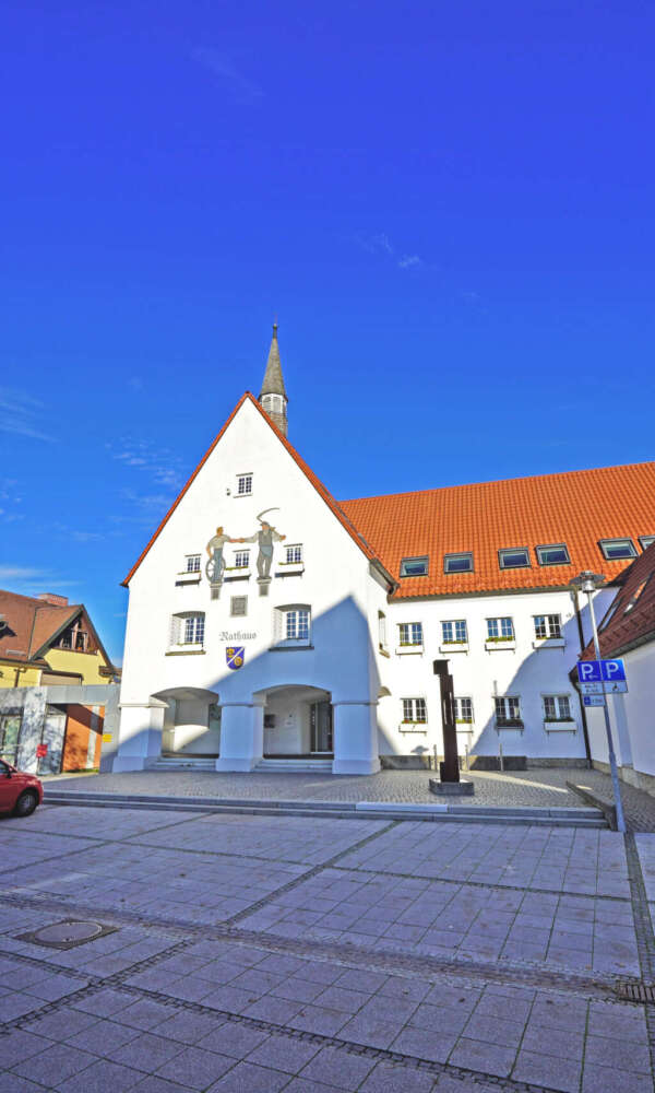 Vöhringen Rathaus