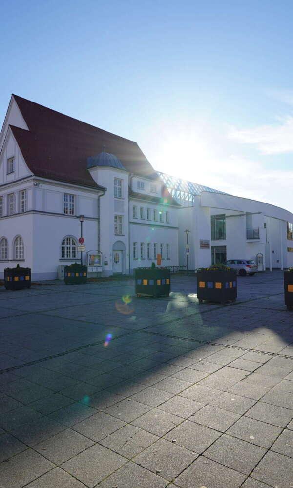 Vöhringen Kulturzentrum Wolfgang-Eychmüller-Haus
