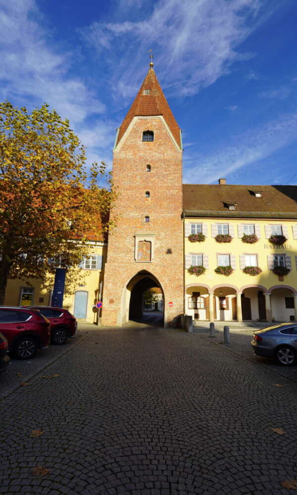 Weißenhorn - Oberes Tor