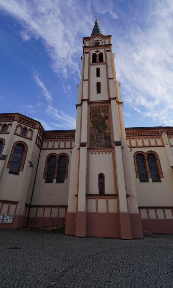 Weißenhorn Stadtpfarrkirche