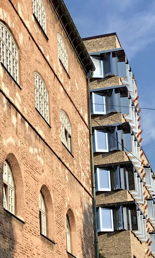 Ulm Architektur ALT trifft NEU
